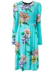 платье с цветочным принтом  Marco Bologna
