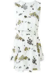 платье с цветочным принтом   A.L.C.