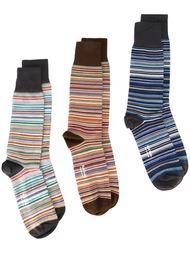 комплект из трех пар носков Paul Smith