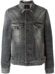 safety pin detail jacket R13