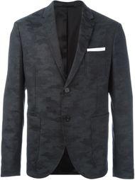камуфляжный пиджак Neil Barrett