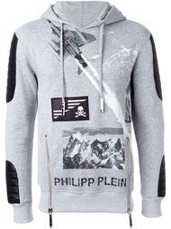 толстовка с капюшоном  'Dundee'  Philipp Plein