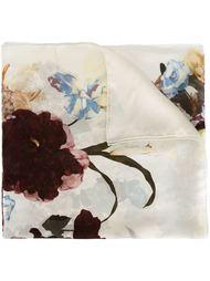 платок 'Kimono 1997 Flowers' Valentino