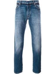 прямые джинсы 'Rockstud' Valentino