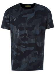 футболка с камуфляжным принтом 'Rockstud'  Valentino