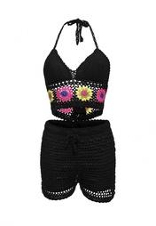 Комплект топ и шорты Brigitte Bardot
