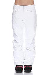 Штаны сноубордические женские Roxy Backyards Pt Bright White