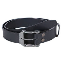 Ремень Oakley Oakley Leather Belt Sheet Metal