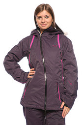 Куртка женская Oakley Lines Jacket Purple Shade