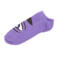 Носки низкие Toy Machine Sect Eye Ankle Purple