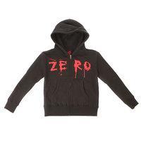 Толстовка классическая детская Zero Zod Blood Black