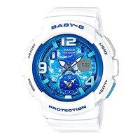 Электронные часы детские Casio Baby-g Bga-190gl-7b White