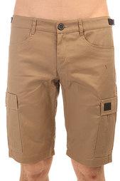 Шорты классические Skills Cargo Shorts Strap Beige