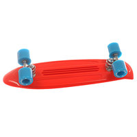 Скейт мини круизер Flip S6 Banana Board Cruzer Red/Blue 6 x 23.25 (59 см)