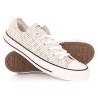 Кеды кроссовки низкие женские Converse Chuck Taylor All Star Grey