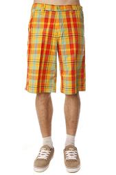 Классические мужские шорты Oakley Space Short Bright Orange