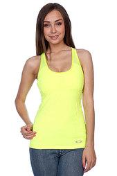 Майка женская Oakley Endurance Tank Neon Yellow Burton
