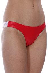 Плавки женские Oakley Chrome-Plated Bottom Cherry Red