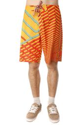 Пляжные мужские шорты Oakley Faster Boardshort Bright Orange