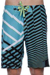 Пляжные мужские шорты Oakley Faster Boardshort Aqua
