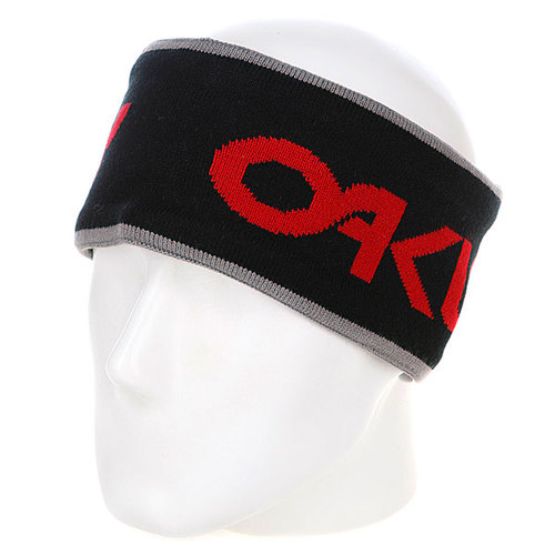 Повязка Oakley Retro Tube Black