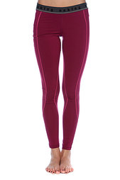 Термобелье женское (низ) Oakley Moving Baselayer Pants Magenta Purple