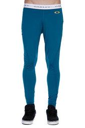 Термобелье (низ) Oakley Great Ascent Baselayer Pants Aurora Blue