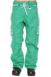 Штаны сноубордические Oakley Lava Pant Lush Green