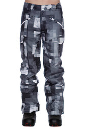 Штаны сноубордические Oakley Originate Insulated Pants Black Camo