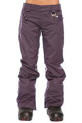 Штаны сноубордические женские Oakley New Karing Pant Purple Shade