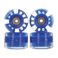 Колеса для скейтборда для скейтборда Sunset Long Board Wheel With Abec9 Blue 78A 65 mm