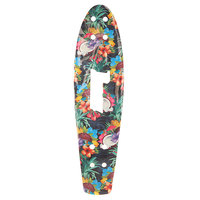 Шкурка для скейтборда для лонгборда Penny Griptape 27 Tropics 27(68.6 СМ)