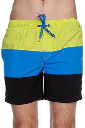 Пляжные мужские шорты Globe Dana Split Pool Short Lime