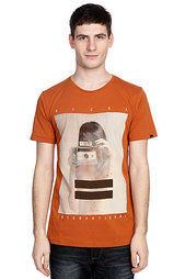 Футболка Globe Polaroid Girl Tee Ginger