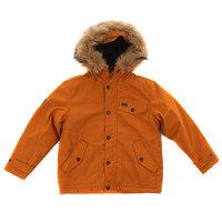 Куртка зимняя детская Billabong Olca Boys Cinnamon