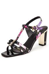 Босоножки на каблуках Loretta Pettinari
