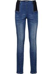 Формирующие джинсы-стретч SLIM, низкий рост (K) (синий) Bonprix