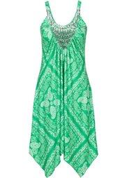 Платье (ярко-розовый с рисунком) Bonprix