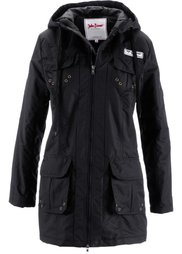 Куртка на легкой ватной подкладке (темно-синий) Bonprix