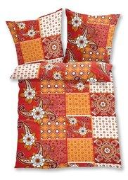 Постельное белье Пэчворк, линон (различные расцветки) Bonprix