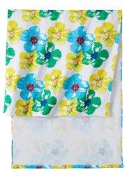 Пляжное полотенце Цветы (различные расцветки) Bonprix