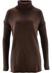 Пуловер (натуральный камень) Bonprix