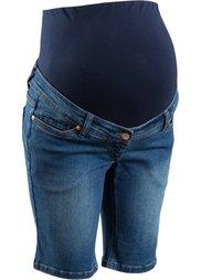 Для будущих мам: джинсы (голубой выбеленный) Bonprix