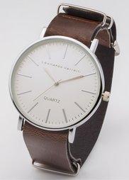 Классические часы (черный) Bonprix