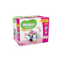 Подгузники Huggies Ultra Comfort для девочек Disney Box (4) 8-14 кг, 126 шт. (42х3)