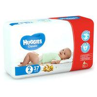 Подгузники Huggies Classic (2) Econom Pack 3-6 кг, 37 шт.