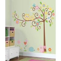"""Наклейки для декора """"Дерево с завитками"""" Room Mates"""