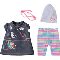 Одежда Джинсовая, BABY born, в ассортименте Zapf Creation
