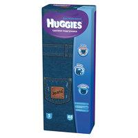 Трусики-подгузники Huggies 5 для мальчиков Mega Pack 13-17 кг, 48 шт.