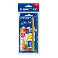 Цветные карандаши NorisClub, 12 цв. Staedtler